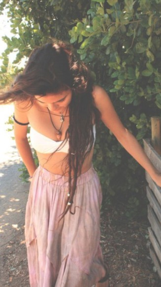hippie outfit fashion summer dress
