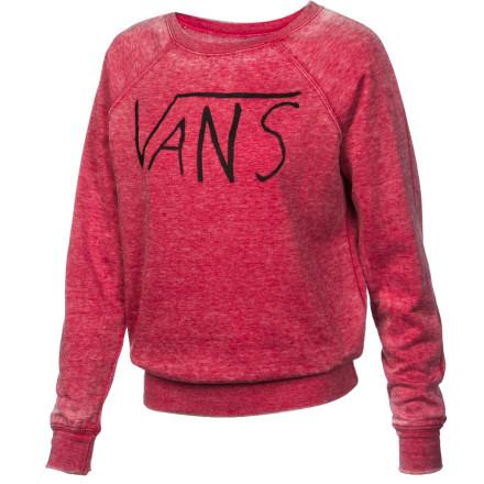 Vans Trustworthy Pullover Sweatshirt - Women's