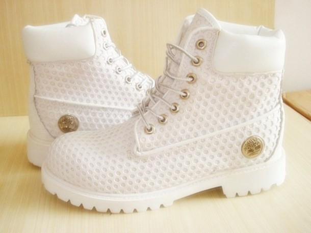 where to get white timberlands