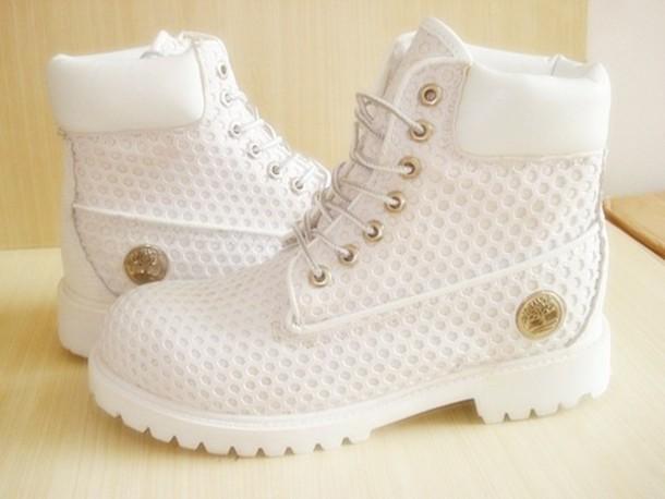 Cocaine White Shoes