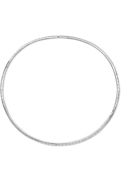 Suzanne Kalan - 18-karat White Gold Diamond Choker - one size
