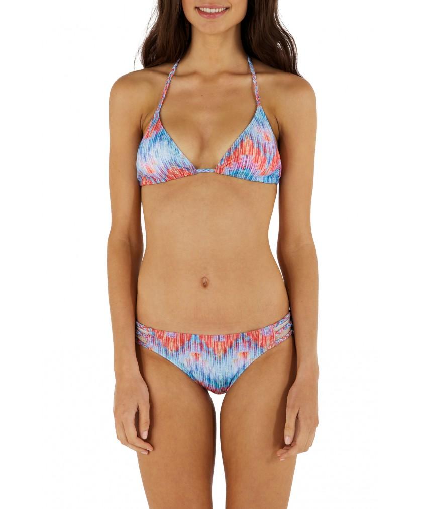 Sunshower triangle bikini