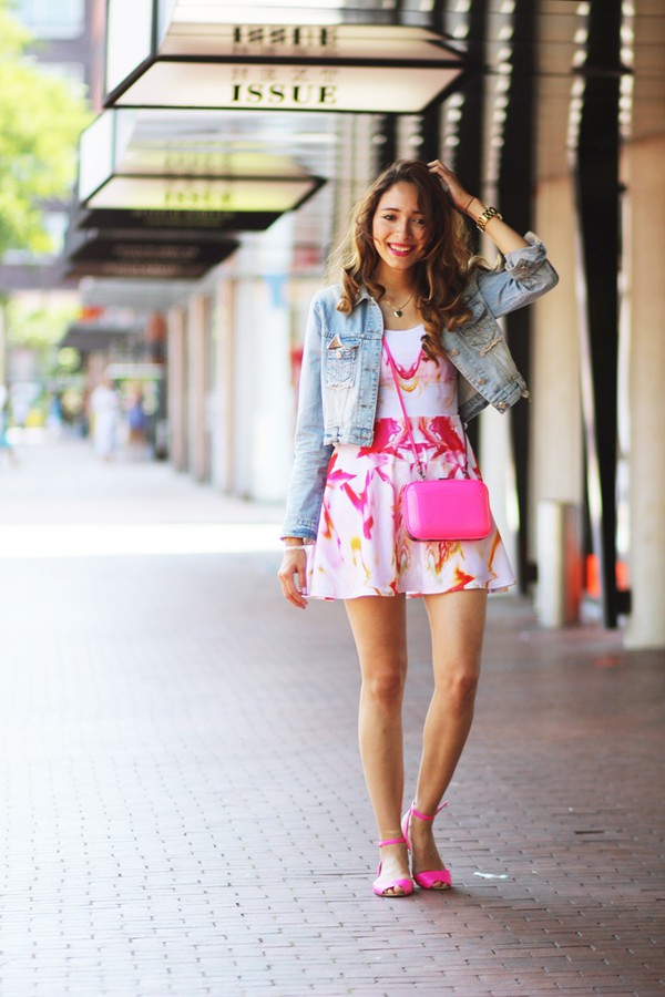 preppy fashionist blogger jacket bag jewels shoes