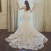 dress,perfect,wedding clothes,wedding dress,bride,lace dress