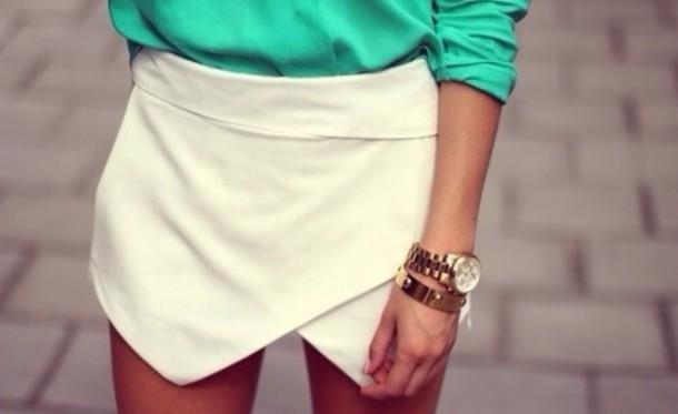 skirt white skirt good skirt cute skirt cool skirt zig zag skirt