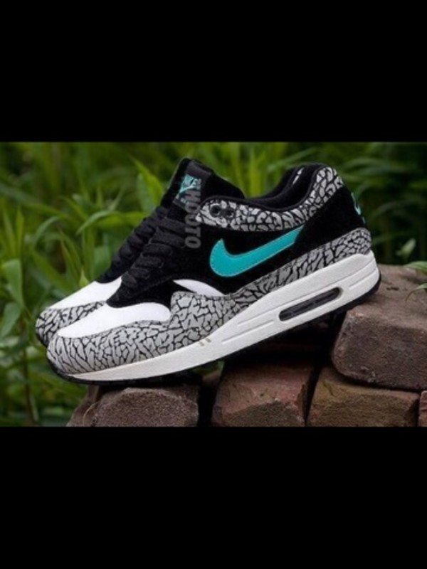 nike air max 1 atmos elephant patta safari