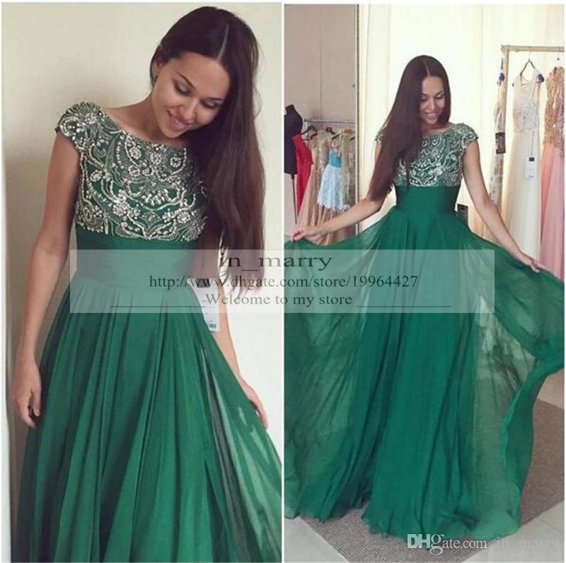 Chiffon Evening Dresses Bling – Fashion dresses