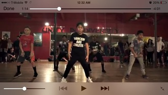 shirt nike dance sean lew wildabeast hip hop dance wear athletic dancers t-shirt