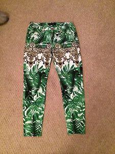 Riverisland Printed Jeans Size 10 | eBay