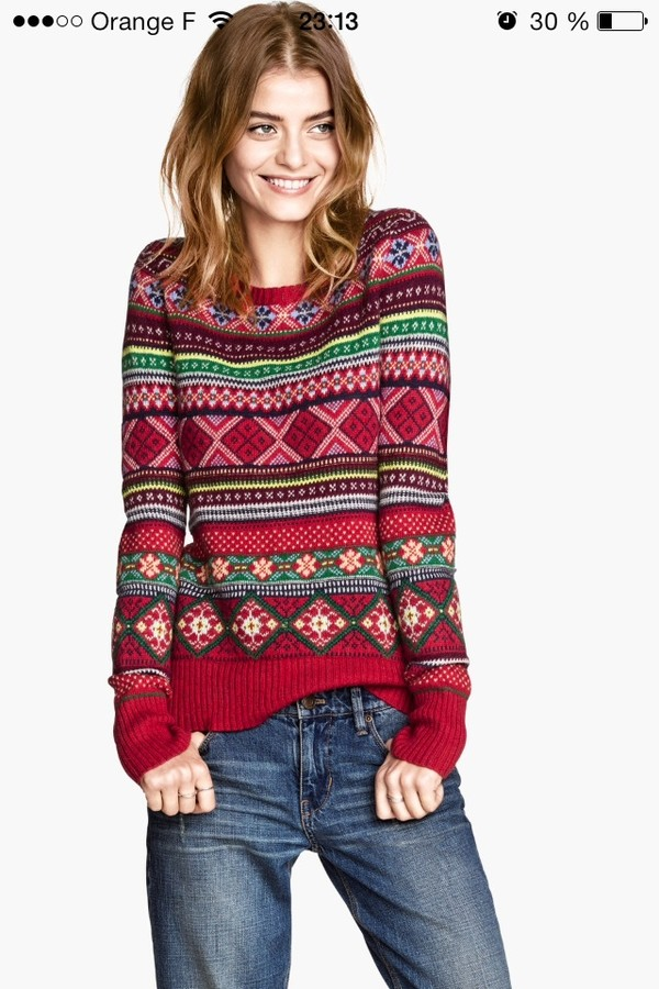 sweater cute hipster