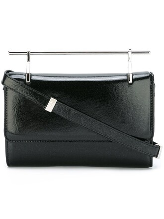 cool bag shoulder bag black