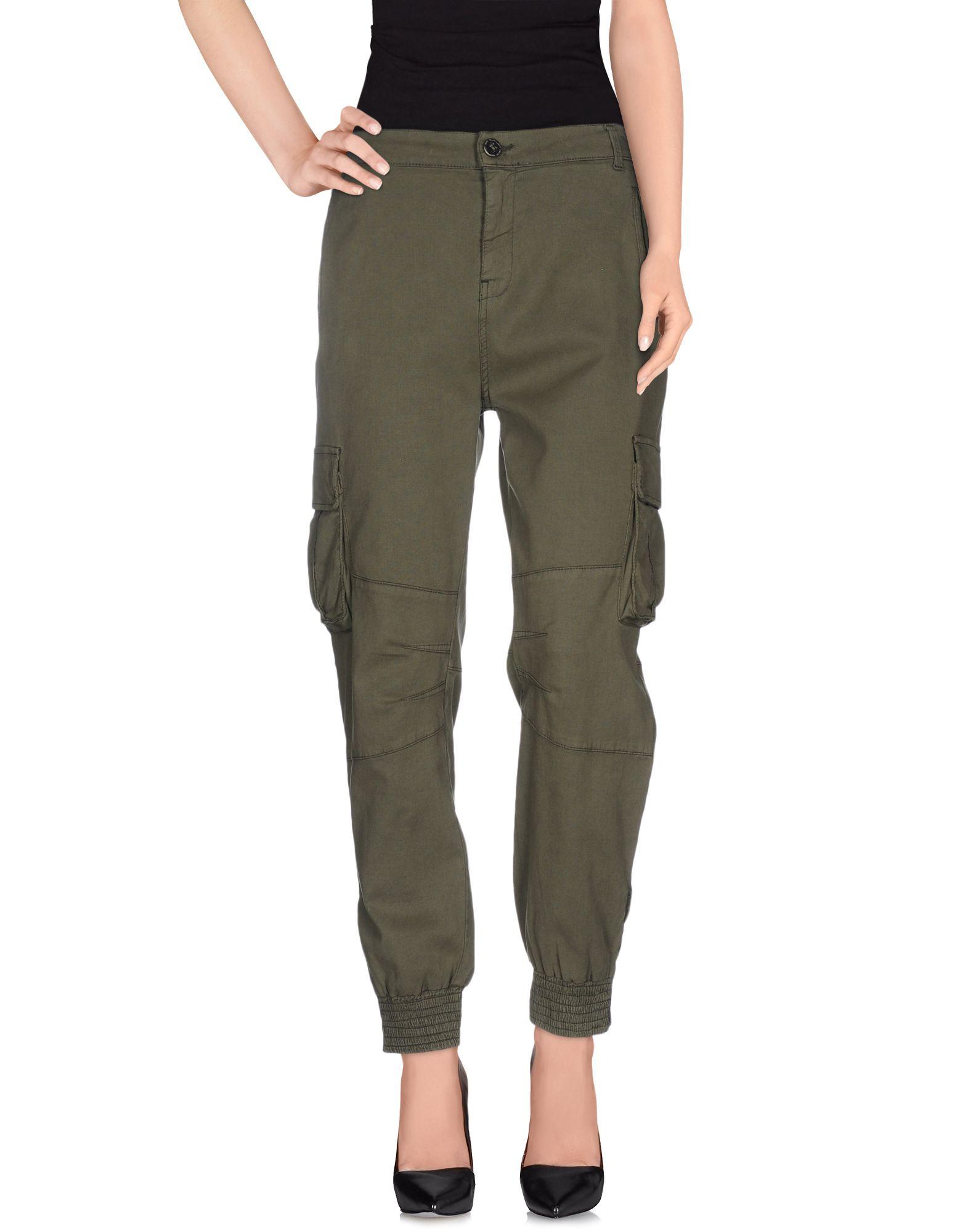 f3d7d403b410 Twin-Set Jeans Casual Trouser - Women Twin-Set Jeans Casual ...