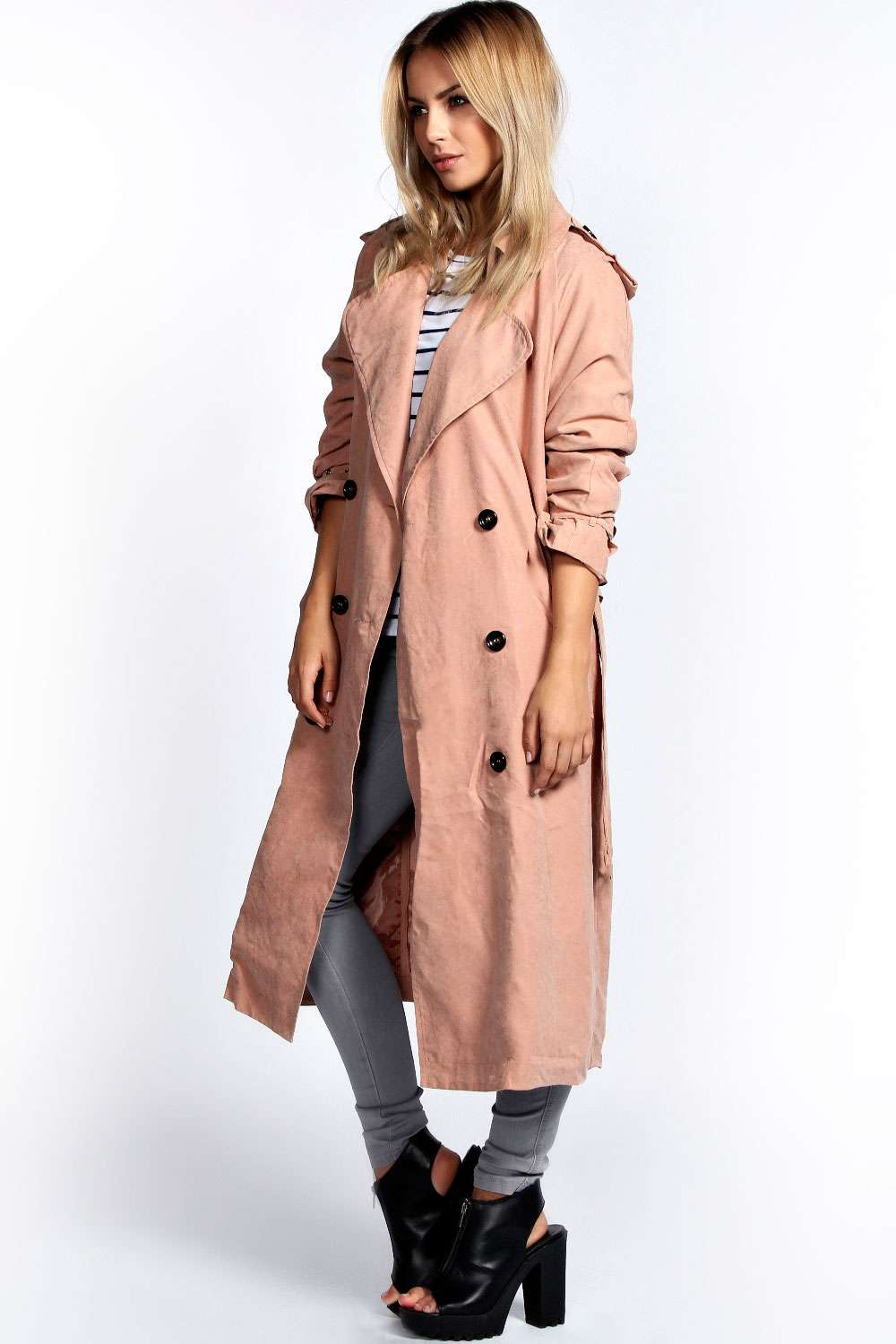Haley longline fluid trench
