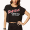 D.a.r.e® cropped tee | forever21 - 2000075088