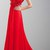 Floral V-neck Red Floor Length Prom Dresses KSP045 [KSP045] - £88.00 : Cheap Prom Dresses Uk, Bridesmaid Dresses, 2014 Prom & Evening Dresses, Look for cheap elegant prom dresses 2014, cocktail gowns, or dresses for special occasions? kissprom.co.uk offers various bridesmaid dresses, evening dress, free shipping to UK etc.