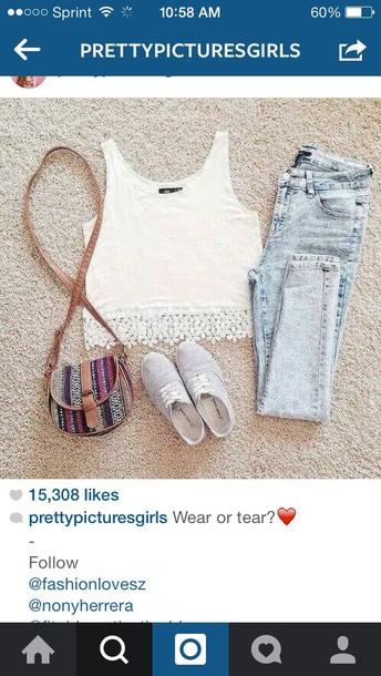 shirt white shirt