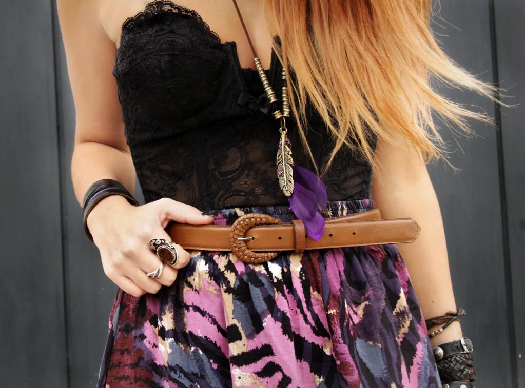 Purple & Gold | LEHAPPY