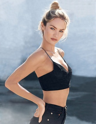 top candice swanepoel model