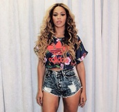 beyonce,adiddas,crop-top,t-shirt,jersey,short,blue jeans,destroy jeans,short jeans,floral crop top,blouse,top,beyoncé shirt,adidas,swag,crop tops,floral shirt,shirt,dope,adidas top,shorts,earphones,skirt