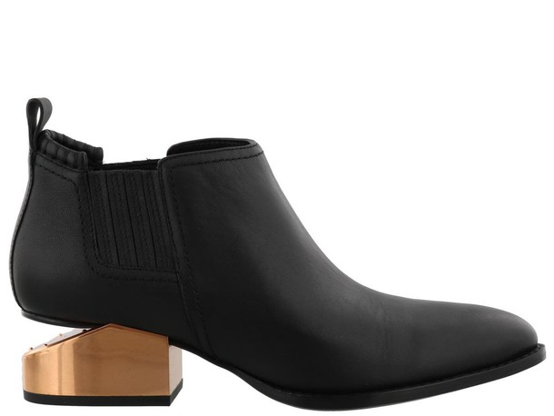 Alexander Wang ankle boots black shoes