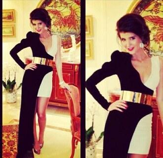 dress little black dress maxi dress prom dress belt
