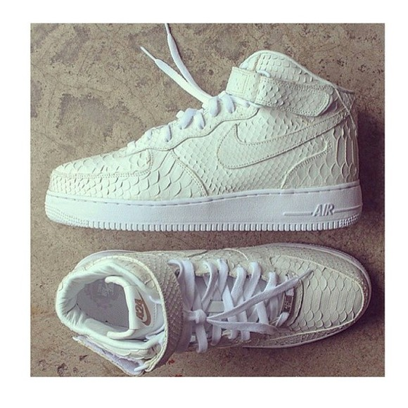 shoes sneakers dope sneakers high air force