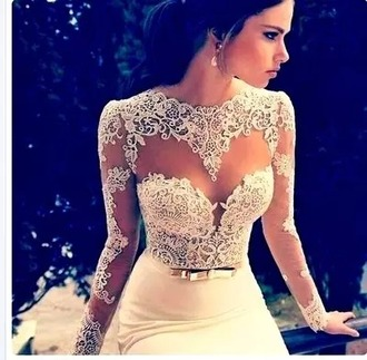 dress wedding dress fashion girl