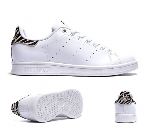 adidas Originals STAN SMITH W - Sneakers laag - ftwr white ...