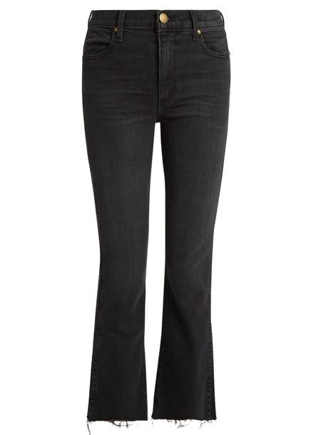 The Great jeans nerd black