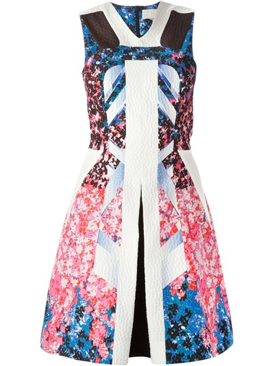 Peter Pilotto 'kristen' Dress - Le Mill - Farfetch.com