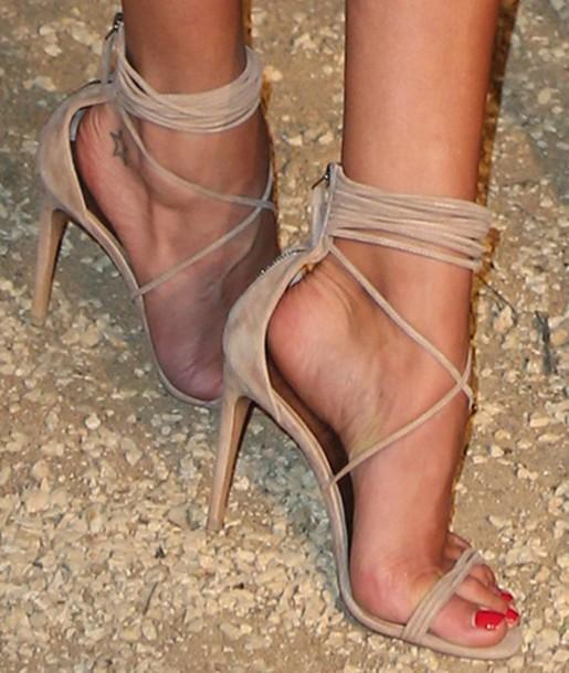 78b40f767cbcf shoes sandals high heels nude strappy heels nude heels