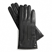 Coach :: LEATHER TECH GLOVE