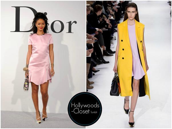 - RIhanna|Christian Dior Cruise 2015 Show ...