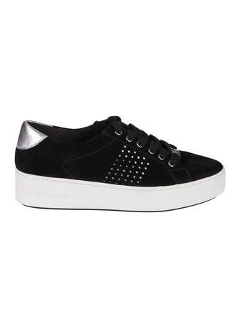 sneakers platform sneakers black shoes