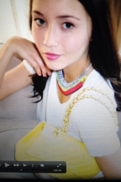 jewels katie chang movies necklace the bling ring accessories