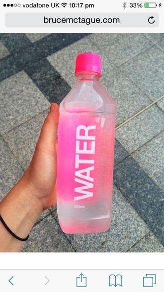 home accessory pink water bottle please help water bottle