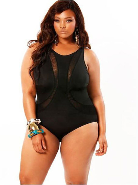 Underwear: plus size, sportswear, outdoors, swimdress, beach ...