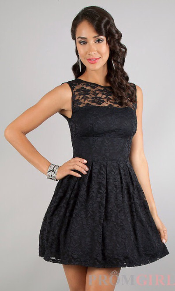 little black dress lace dress lace dress black party dress