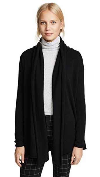 Club Monaco cardigan cardigan black sweater