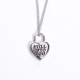 Still into you necklace