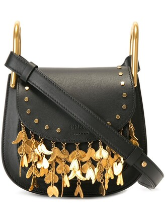 mini bag shoulder bag black