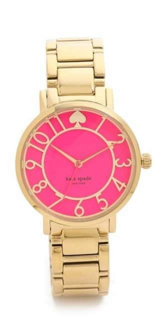 jewels kate spade watch gold watch