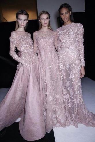 dress lace dress long dress long sleeve dress