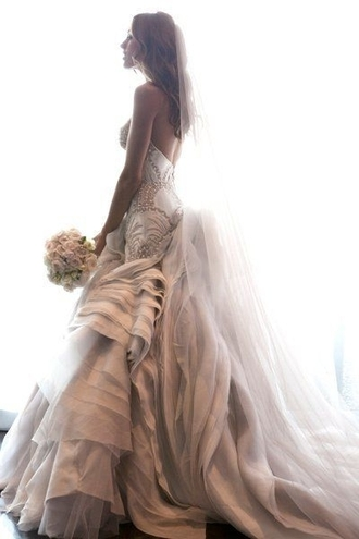 dress bride wedding dress ball gown wedding gown