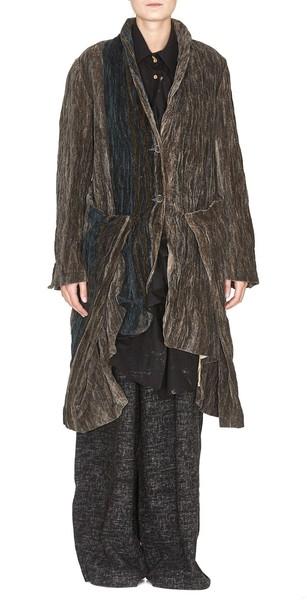 Uma Wang jacket blue brown
