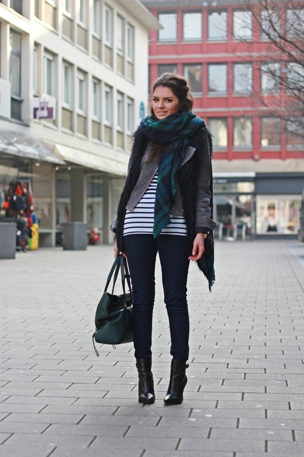 fashionhippieloves jacket shirt jeans shoes scarf bag jewels