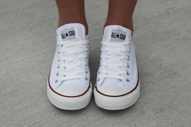 ca6ffd10b4c shoes tan converse legs white office outfits all star tennis shoes
