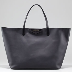 Givenchy Black Large Antigona Shopper - Sale
