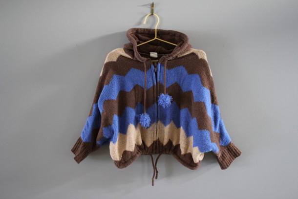 top kid cape hooded cape pom pom baby ponchos
