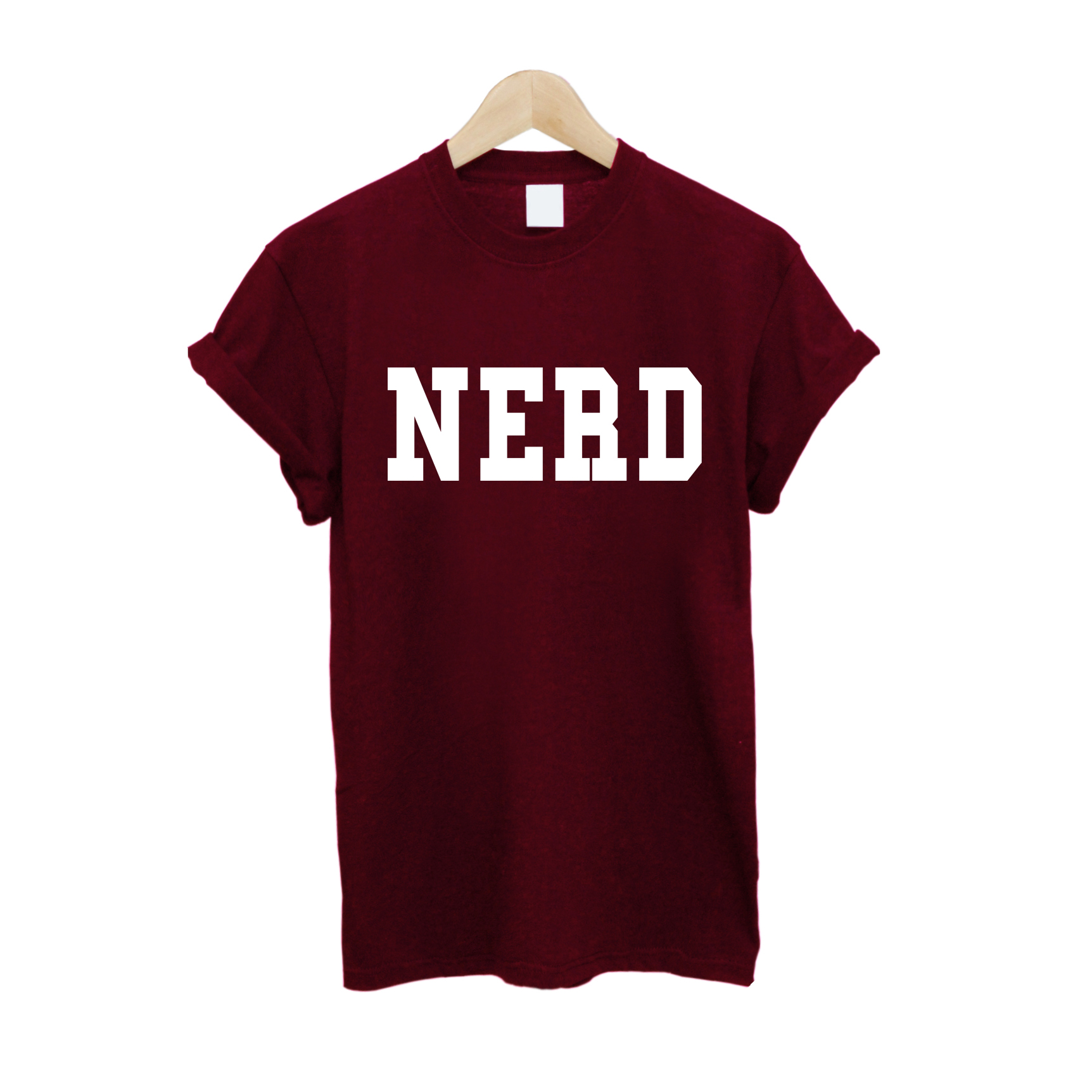 Nerd T Shirt £10   Free UK Delivery - #TeeIsland